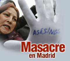 Masacre Madrid