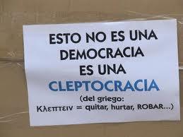 Kleptocracia