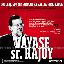 Vayase Rajoy