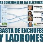 Electricas nos roban