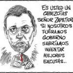 Rajoy-Escusas