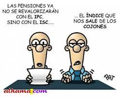 Subida pensiones