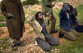 Invasores africanos