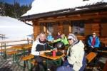 Dolomitas Ene2014 285 un descanso en la zona de Pralongia