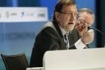 Rajoy y los empresarios