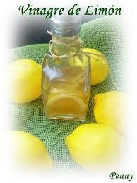 Vinagre y Limon