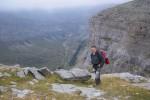 SoyMayorMonte Perdido 1082006 empezamos en Ciarracils, al fondo el valle de Ordesa